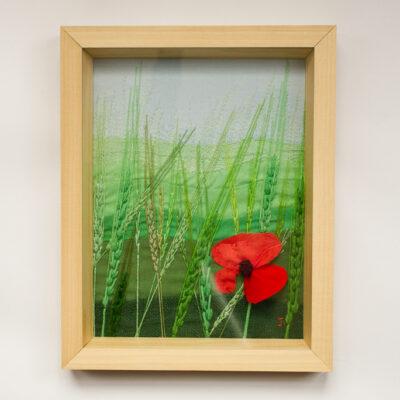 Jessica Coote textile landscape