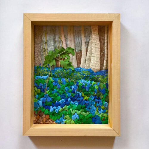 Bluebells-in-Sycamore-Jessica-Coote-textile-landscape