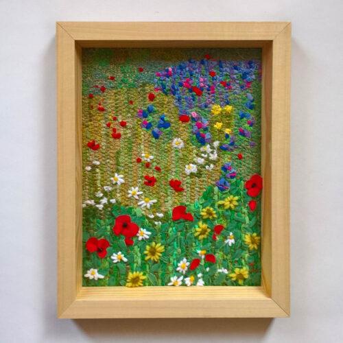 Wild-Flower-Meadow-Jessica-Coote-textile-landscape